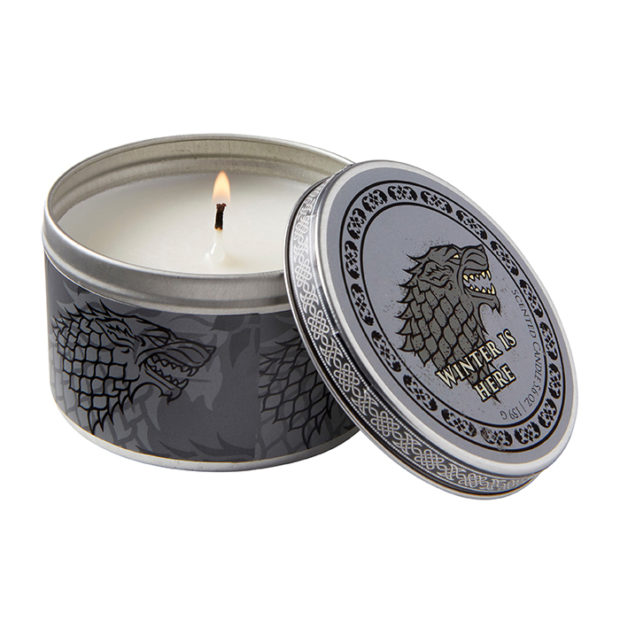 Game of Thrones Candles: The Scents of Castamere | Technabob