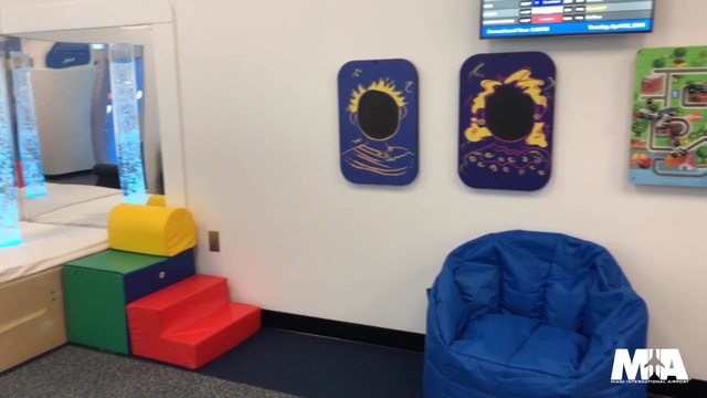Miami airport opens sensory-friendly room for children with disabilities – Story | FOX 13 Tampa Bay