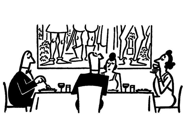 A Sensual Dinner for Renoir's Nudes | The New Yorker