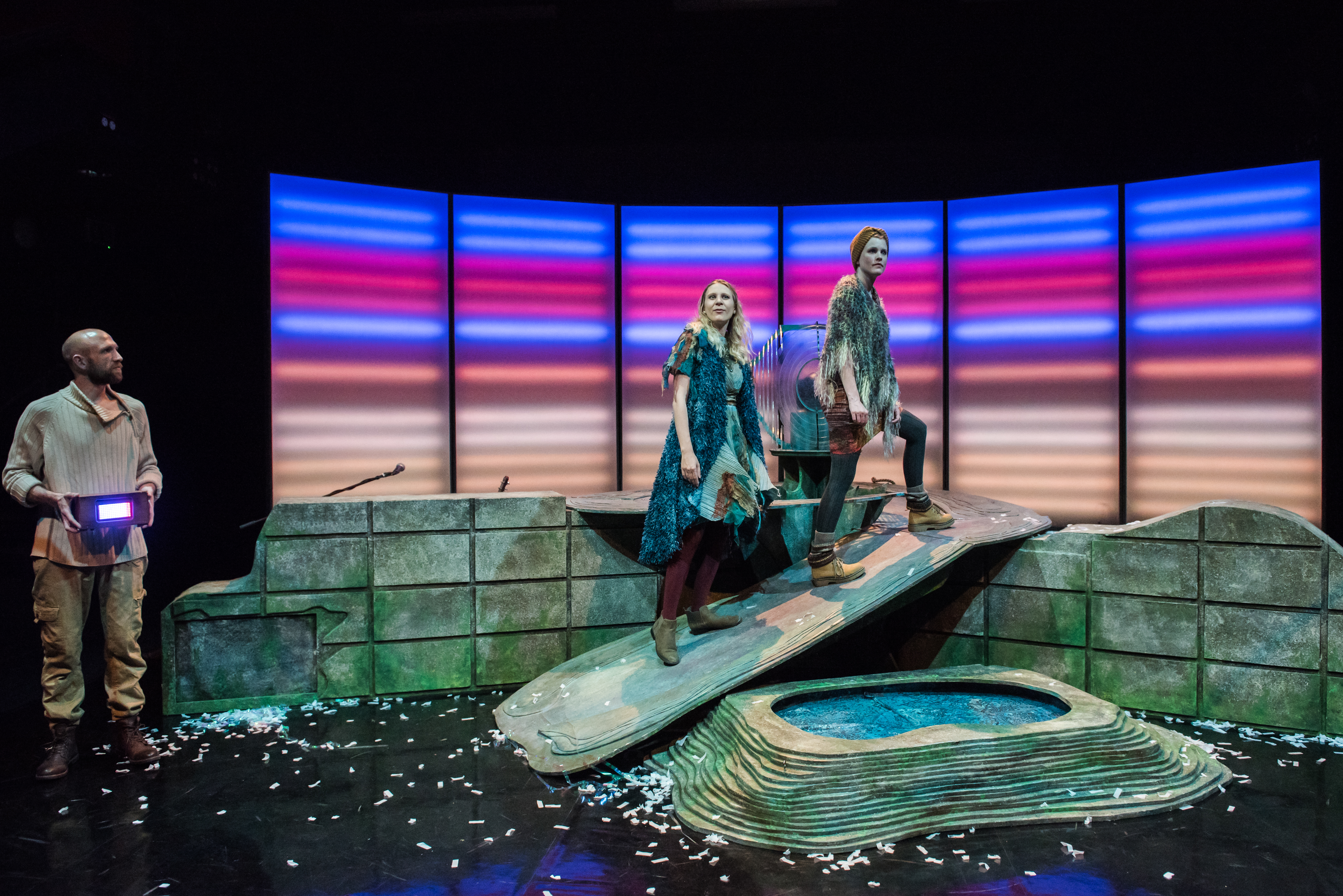 Multisensory show brings theatre experience to Scots with profound and multiple learning difficulties   Sunday Post