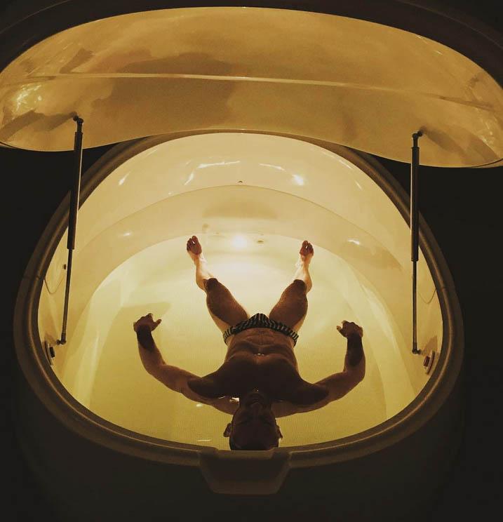 Sensory Deprivation Tanks & Therapeutic Healing | Fast News Media