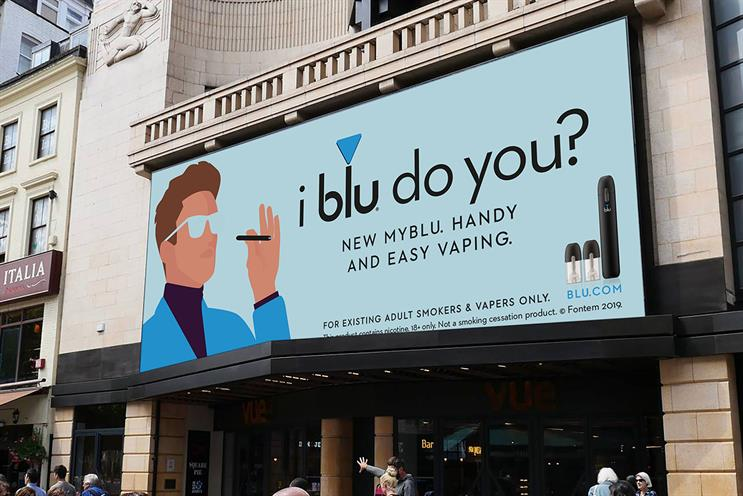 Blu creates vaping multisensory nirvana experience | Campaign Live