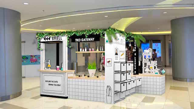 TKO Gateway to host a Scent and Taste Laboratory | Inside Retail