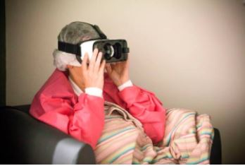 Caregivers of dementia patients can benefit from Virtual Reality | ET HealthWorld