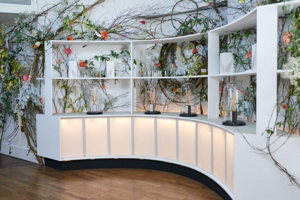 Harvey Nichols 'Something In The Air' Fragrance Installation