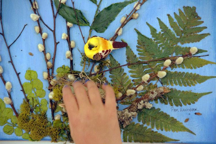 Touching Art: A Sensory Art Show at McDowell Arts Center | The Matthews Beacon, LLC