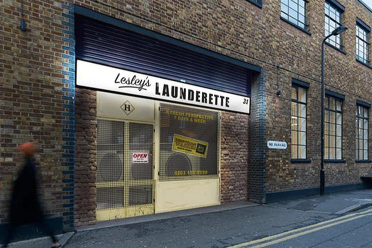Hendrick's Gin creates launderette activation | Campaign Live