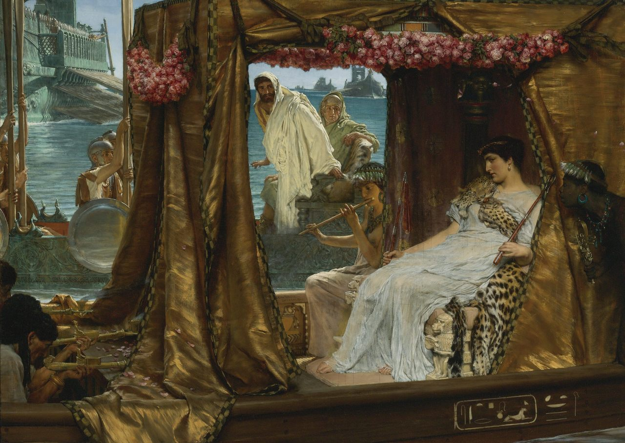 Researchers Concocted an Ancient Egyptian Perfume Perhaps Worn by Cleopatra | Atlas Obscura