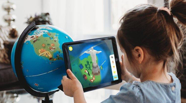 How augmented reality can help early learners | Parenting News, The Indian Express