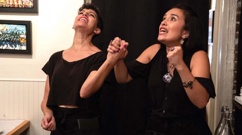 "Eat and drink during performances… ""this activates taste, touch and smell as well as sight and sound, making the theatre multi-sensory, multimodal, and embodied 