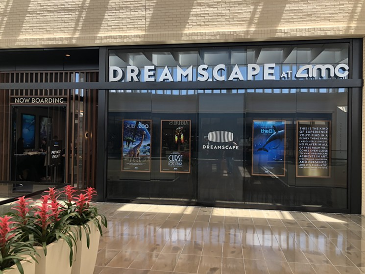 Dreamscape's newest location opened on Thursday at NorthPark Center.
