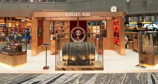 Rémy Cointreau reveals Louis XIII cognac pop-up at Changi Airport | DFNI Online