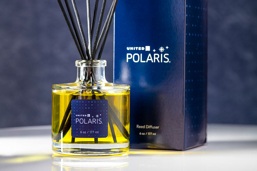 H/O: United Polaris scent