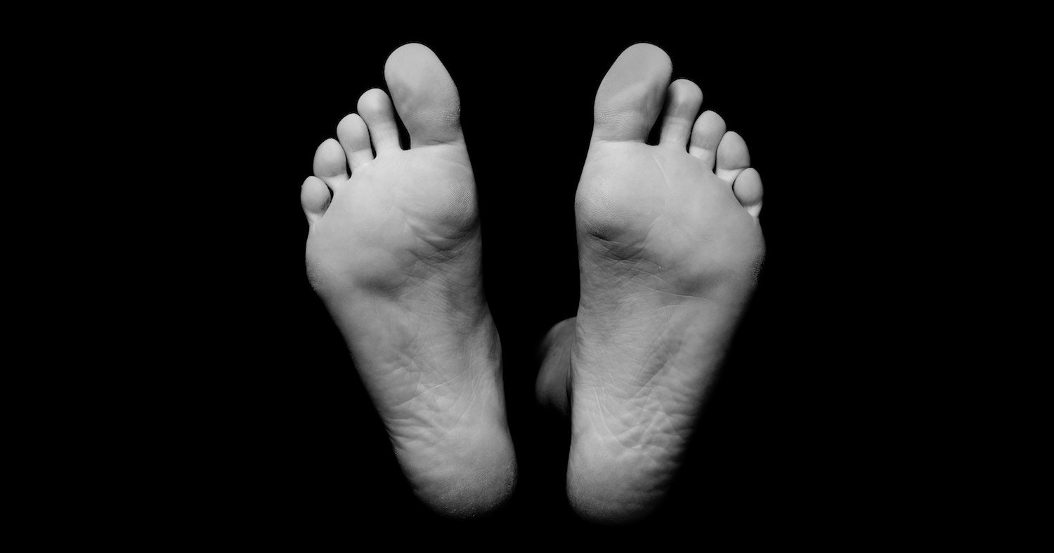 Foot painters' toes mapped like fingers in the brain | Cosmos