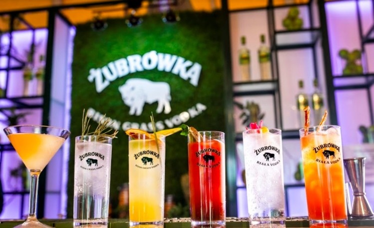 Żubrówka takes customers on a multi-sensory experience with 'Immersive Bar'   Beverage Daily