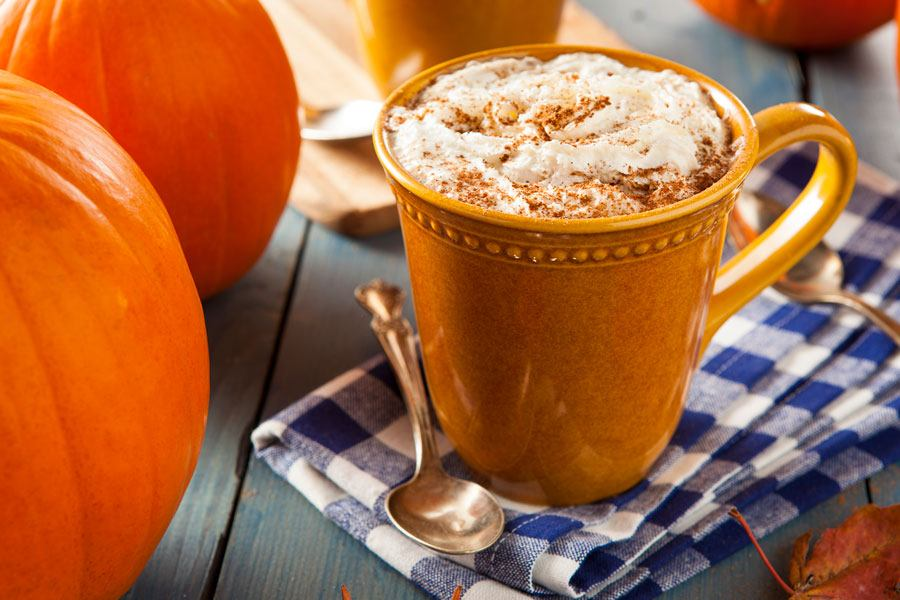 The Pumpkin Spice Phone | Philly Mag