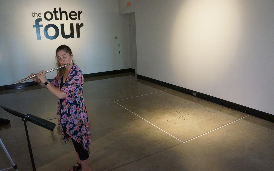 'Experience things in a different way': Sensory art exhibit in Fargo to include unconventional flute recital | INFORUM