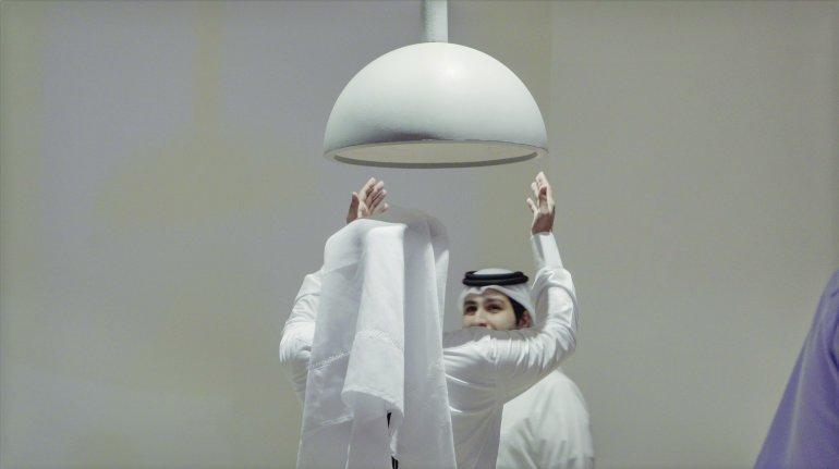 Unique olfactory installation by Qatari artist evokes memories   The Peninsula Qatar