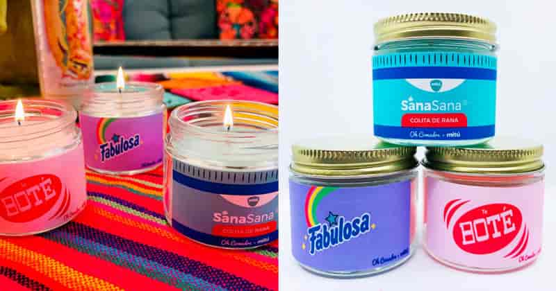 There's A New Latina Candle Collection That'll Make Your Room Smell Like Your Childhood In The Sweetest Way | Wearemitu