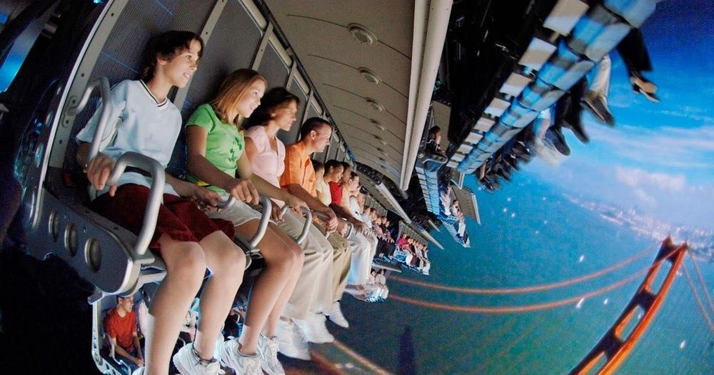 Take a Deep Breath: Disney Patents Smell-o-Vision   Amusement Park Warehouse