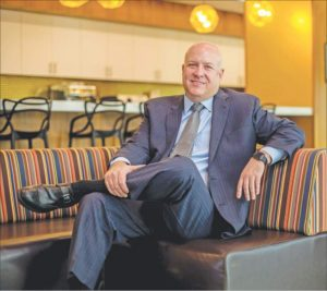 Paul Chibe, CEO of Parsippany-based Ferrero North America,