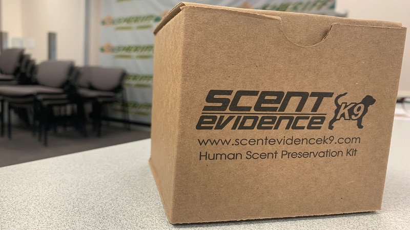 The Seminole County Sheriff's Office is preserving scents of vulnerable people.