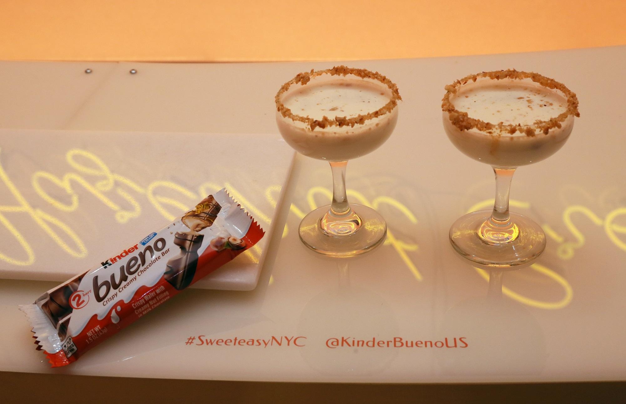 Ferrero hosts multisensory sweet party for Kinder Bueno, its newest US launch (slideshow)   NJBIZ