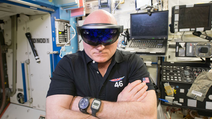 How VR, AR could support astronauts' mental health in space | MobiHealthNews
