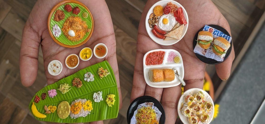 Miniature Food Is Having A Moment, And We Love It! | India Times