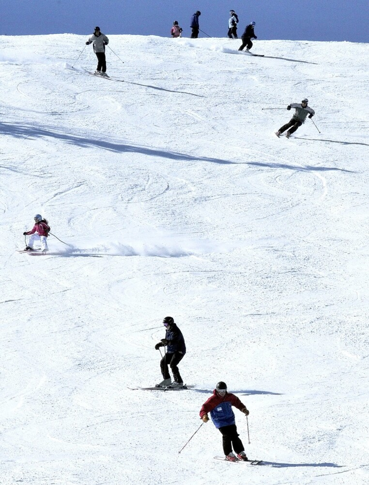 Skiing in Maine: The mere scent of a ski lodge conjures up a whole world | Portland Press Herald