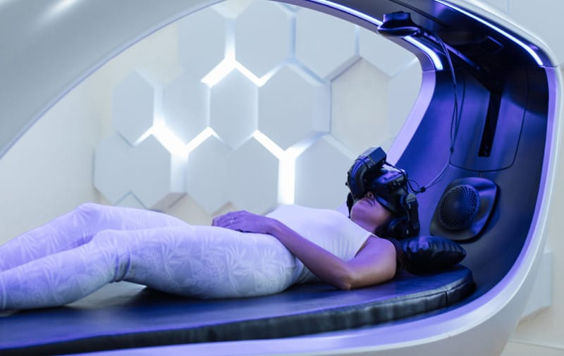 Worlds First Multi-Sensory Virtual Reality Wellness Experiences