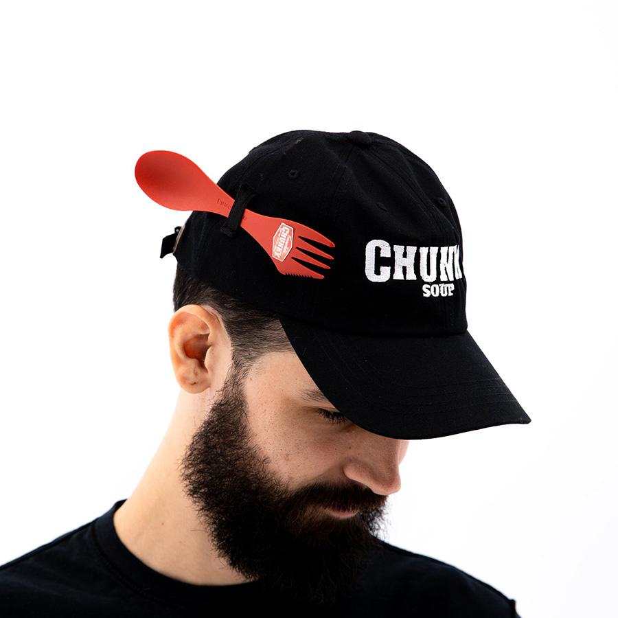Spork Holder Hat