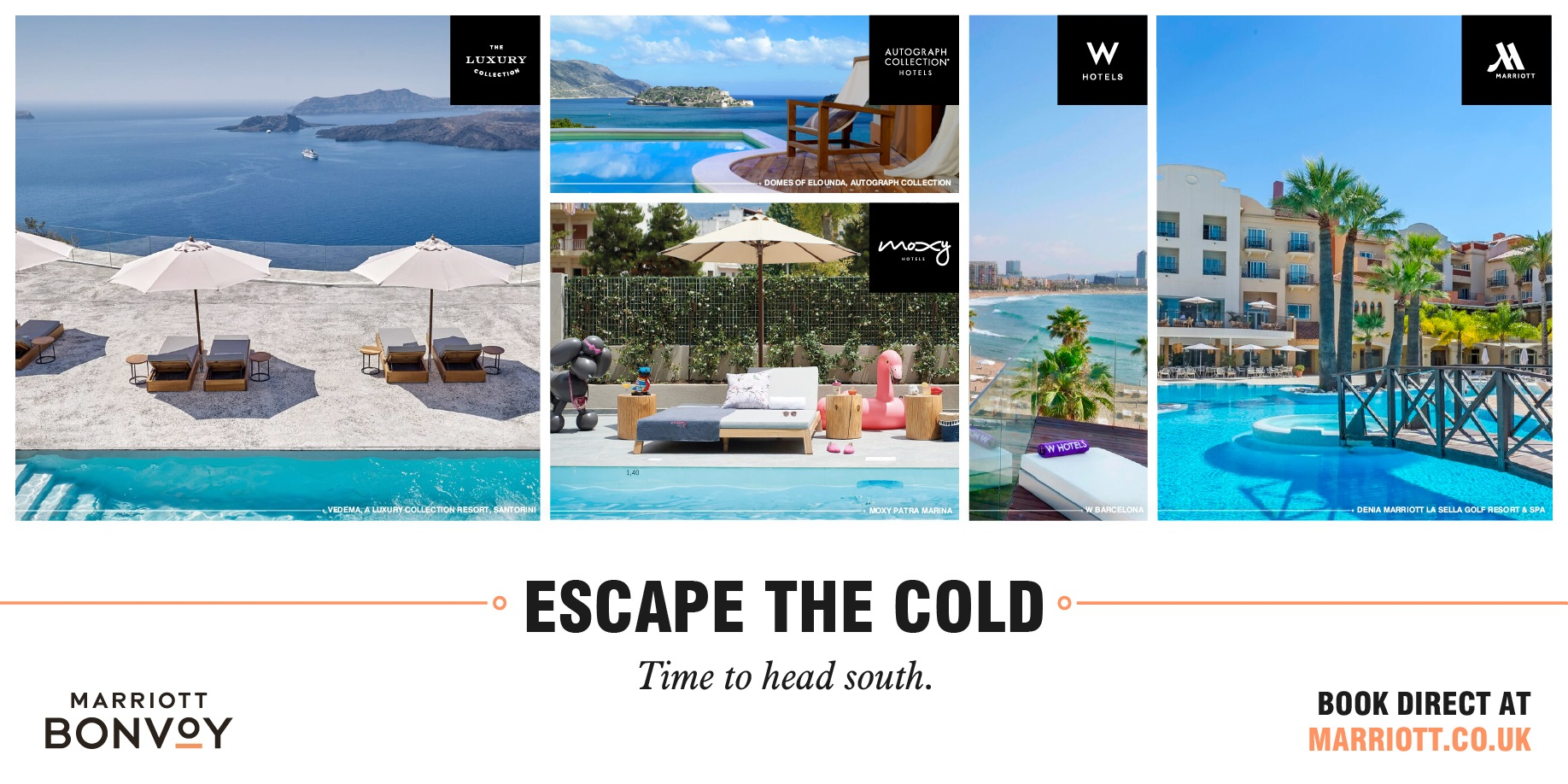 Marriott marketing campaign uses scent triggers to drive bookings | Mobile Marketing Magazine