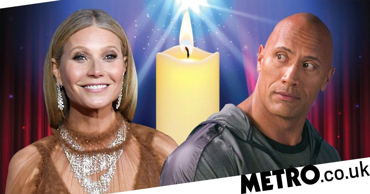 The Rock challenges Gwyneth Paltrow's vagina candle with balls-scent | Metro.CO.UK