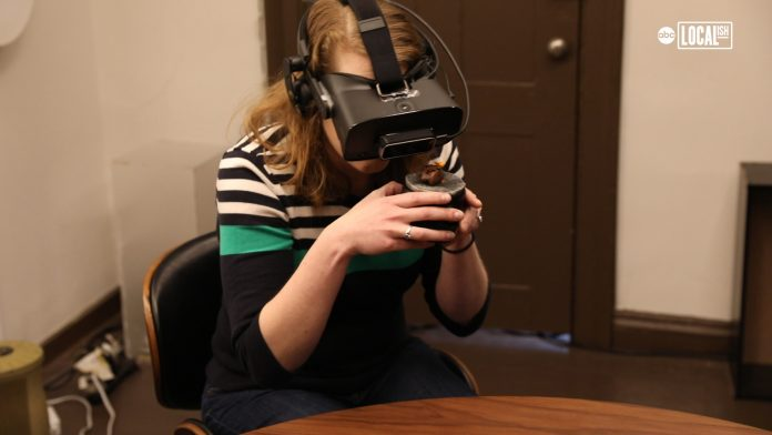 Virtual reality, food and fantasy come together for an overwhelming dining experience at James Beard House in New York | Go Tech Daily