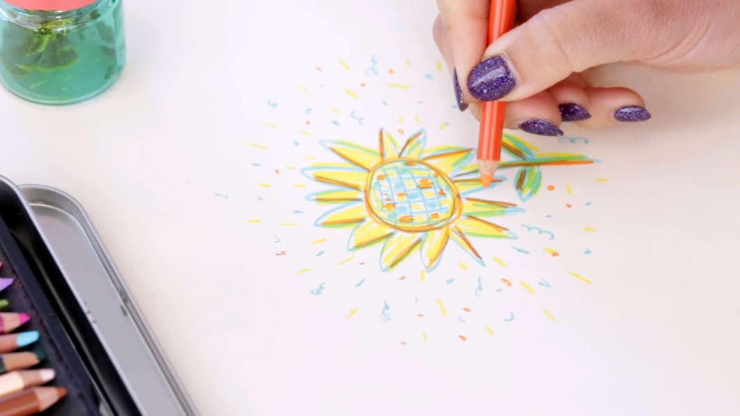 Feeling Artsy? Here's How Making Art Helps Your Brain | WMFE