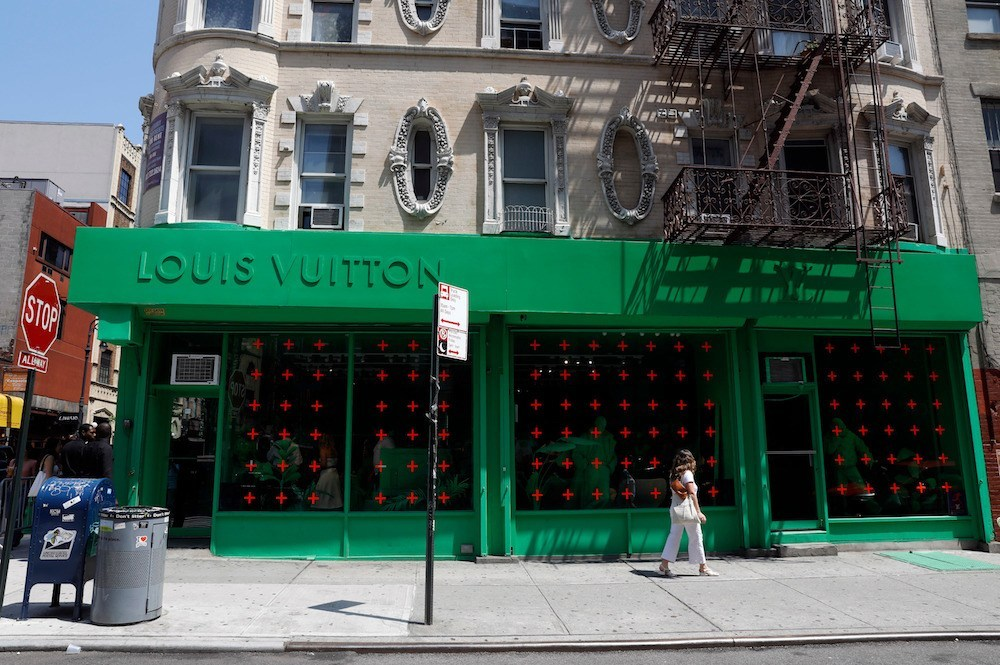 Pop-up shops are a new normal in retail.