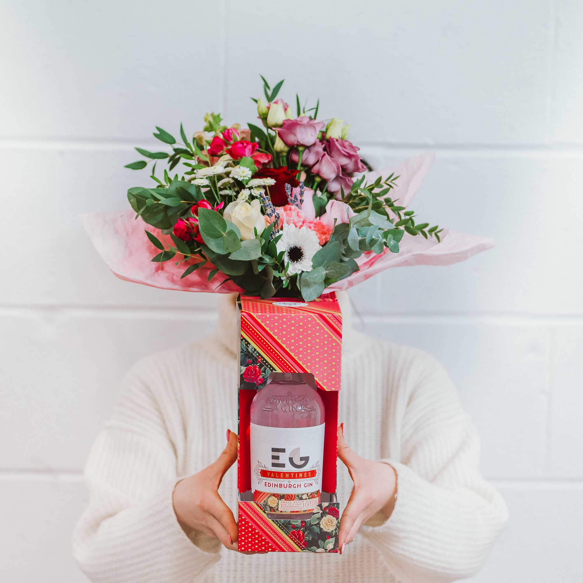 Gin bouquets make for an ideal Valentine's gift | Prima