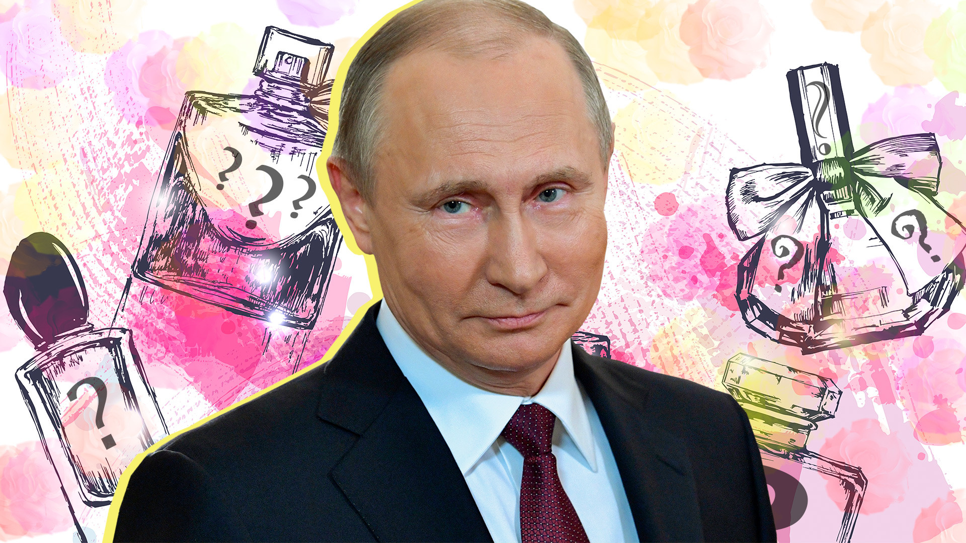 What does Putin smell like? | Russia Beyond