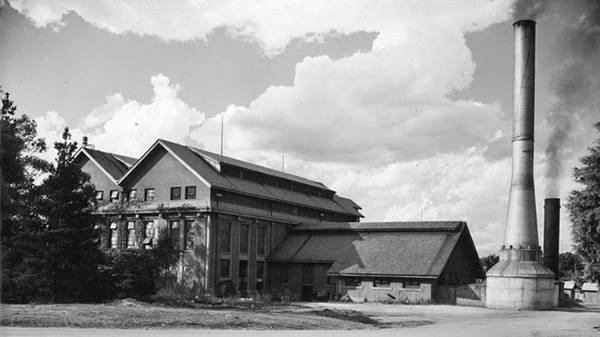 Kingston Power House. Picture: Canberra Times archives