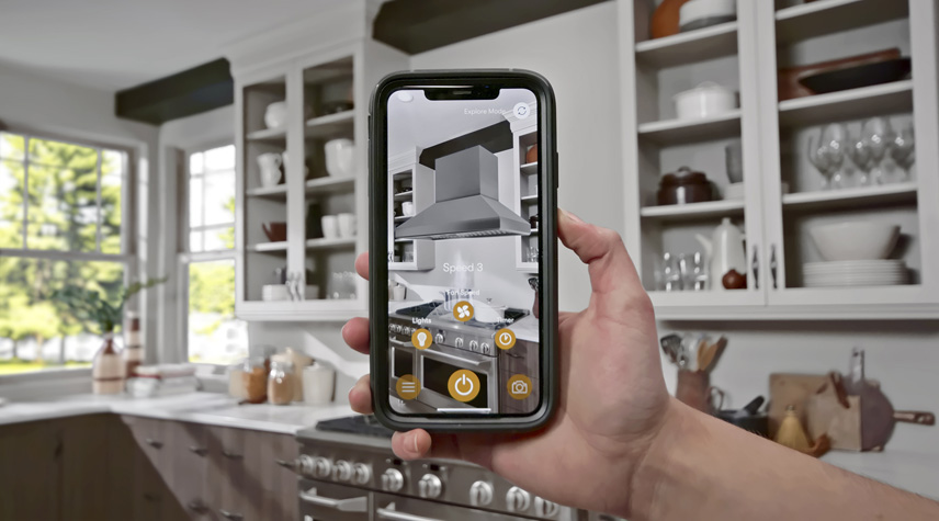 Zephyr introduces augmented reality app | Designers Today