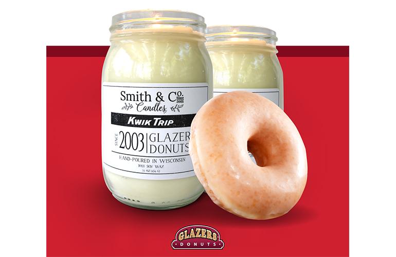 Kwik Trip Debuts Doughnut-Scented Candle | CStore Decisions