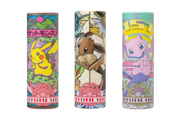 Smell Like a Pikachu or Eevee With Pokemon Perfume Sticks | Siliconera