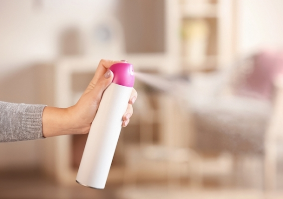 Scented products can make you smell worse