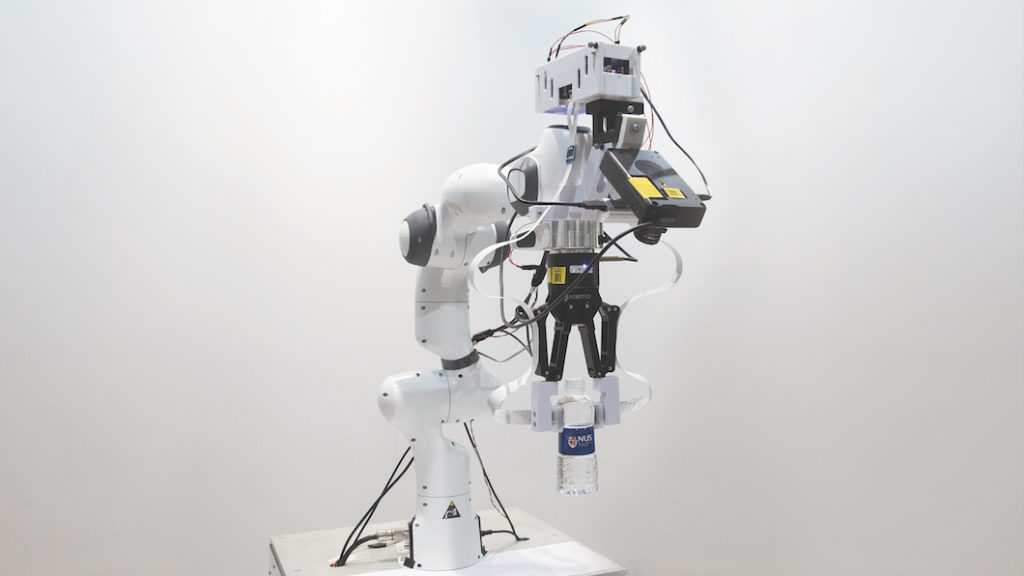 Get a Grip: Intel Neuromorphic Chip Used to Give Robotics Arm a Sense of Touch | HPCWIRE
