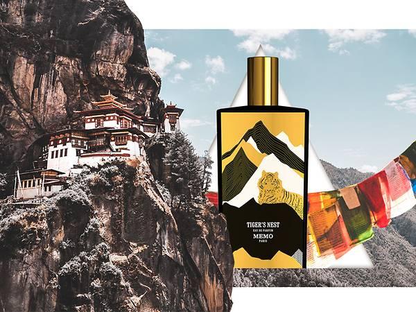Bhutan Memo Paris Tiger's Nest