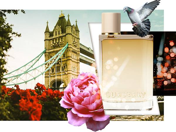 London Burberry Her London Dream