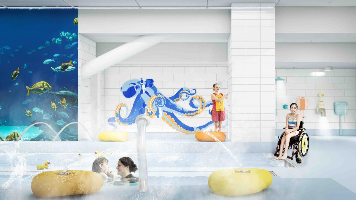 Metro Sports Facility to house NZ's first aquatic sensory experience | ODT