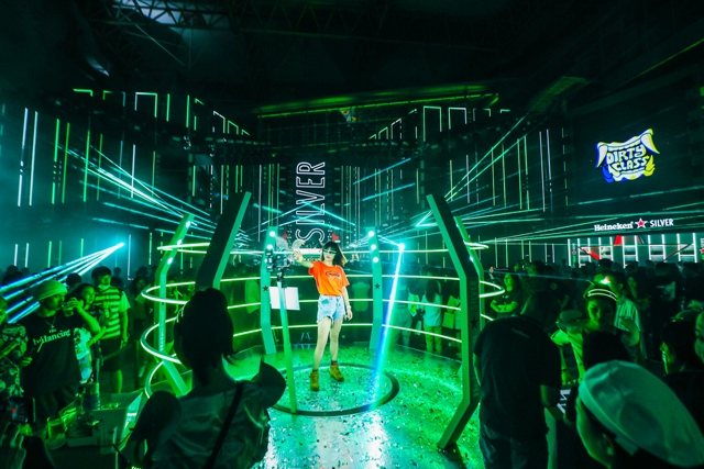 Heineken Silver Unveiled with Multi-Sensorial Adventure in Shanghai | That's Shanghai