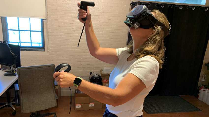 Vermont company aims to make virtual reality more realistic through scent | MYNBC5